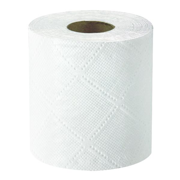 Roll of Sellars Mayfair 500ct 2-Ply Bath Tissue