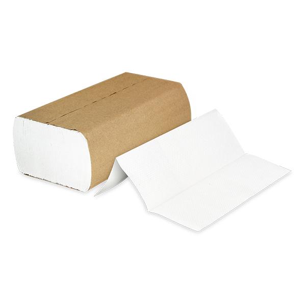 Sellars Mayfair white multi-fold towels