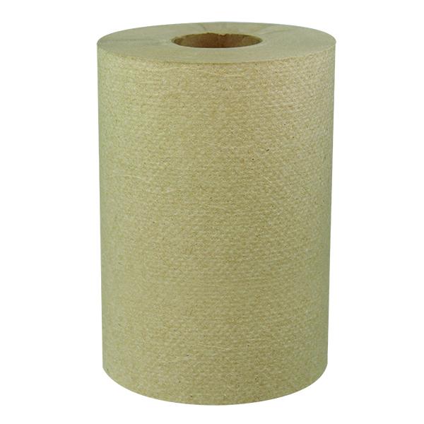 Sellars Mayfair natural hard wound towel 350ft roll
