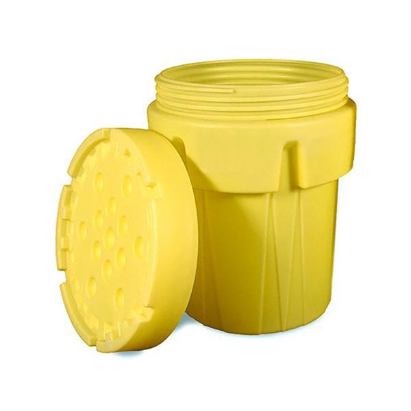 Sellars 95 gallon yellow overpack