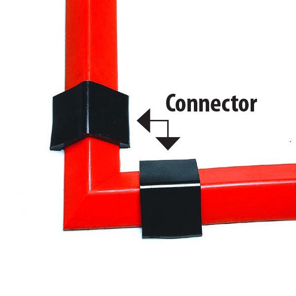 Sellars reusable spill berm connectors