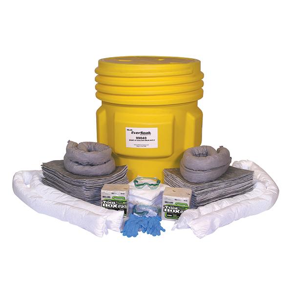 EverSoak General Purpose 65 Gallon Drum Spill Kit